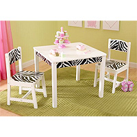 Fun & Funky Table & Chair Set