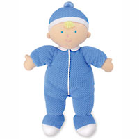 Baby Boy Doll Blue - 12 inch
