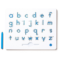 a to z Magnatab - Lower Case Letters