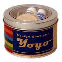 Design Your Own Yo Yo Kit
