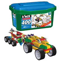 K'NEX 400 piece Value Tub