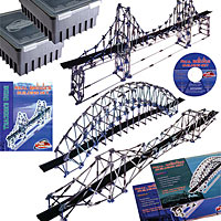 K'NEX Education - Real Bridge Building