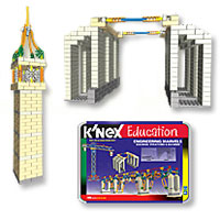 K'NEX Education - Engineering Marvels:  Buildings, Structures & Machines