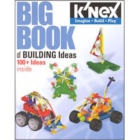K'NEX Big Book of Building Ideas - CD