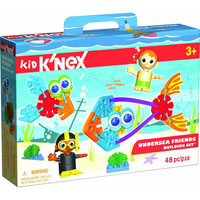 Kid K'NEX Friends