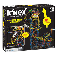 K'NEX Cosmic Twist Coaster