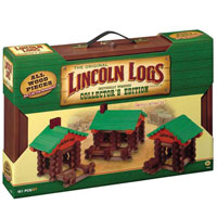 Lincoln Logs Collectors Edition Case