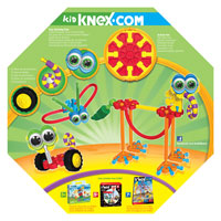 Kid KNEX Build A Bunch