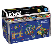 KNEX 20th Anniversary 50 Model Building Set