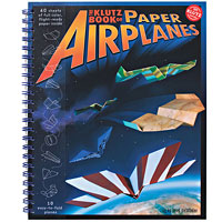 Klutz Paper Airplanes Book