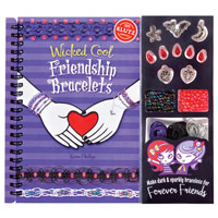 Klutz Wicked Cool Friendship Bracelets