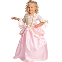 Parisian Princess Dress - Medium