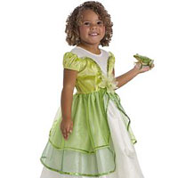 Lily Pad Princess Dress - Medium