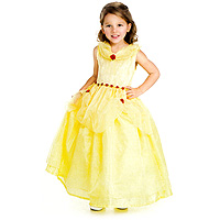5 Star Yellow Beauty Princess