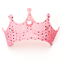 Princess Soft Crown - Pink