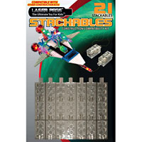 Laser Pegs Stackables
