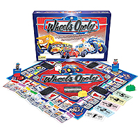 Wheels-opoly