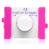 littleBits Motion Trigger