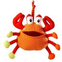 Oscar the Greedy Crab