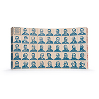 Uncle Goose Presidents Block Set