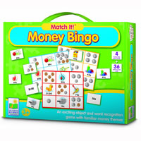 Match It! Bingo - Money