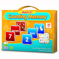 Match It! Memory - Counting
