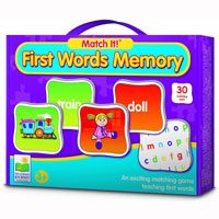 Match It! Memory - First Words