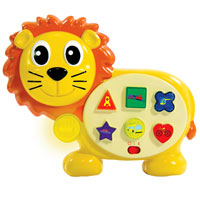 Early Learning On The Go Lion