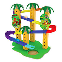 Techno Kids Marble Trax - Jungle Adventure