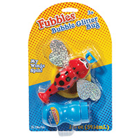 Fubbles Bubble Glitter Bug