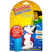 Fubbles Bubble Puppy