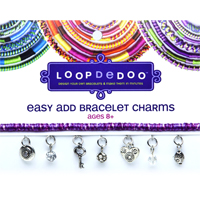 Easy Add Bracelet Charm - Key to My Heart
