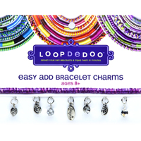 Easy Add Bracelet Charm - Dare to Imagine