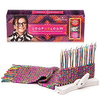 Loopdeloom - Spindle Weaving Loom Kit