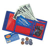 Cash 'n Carry Wallet Set