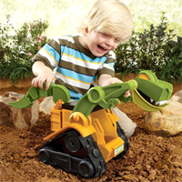 Dino Construction Company T-Rex Skid Loader