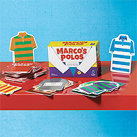 Marco's Polos Card Game