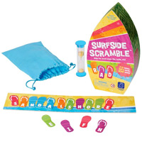 Surfside Scramble Word Game