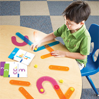 Number Construction Activity Set