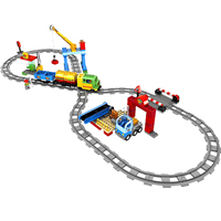 LEGO Duplo LEGOVille - Deluxe Train Set
