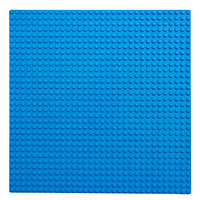 LEGO Blue Building Plate
