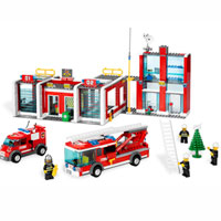 LEGO City - Fire Station