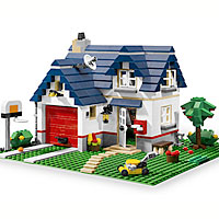 LEGO Creator - Apple Tree House
