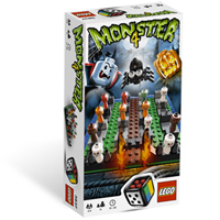 LEGO Games - Monster 4