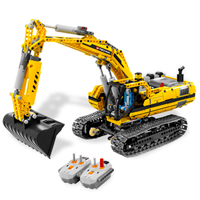 LEGO Technic - Motorized Excavator
