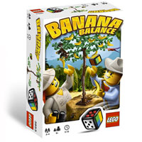 LEGO Game Banana Balance