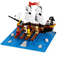LEGO Game Pirate Plank