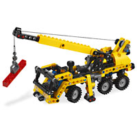 LEGO Technic Mini Mobile Crane