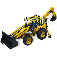 LEGO Technic Backhoe Loader