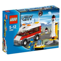 LEGO City - Satellite Launch Pad